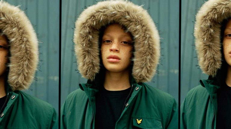 Laced Creative Lyle and Scott Campaign
